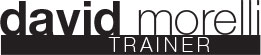 David Morelli Trainer-logo